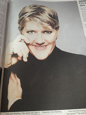 CLARE BALDING PHOTO INTERVIEW UK TIMES SEPTEMBER 2014