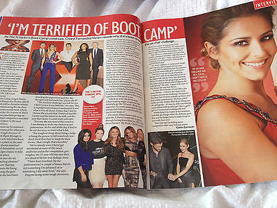 Saturday Magazine Sept 2014 Cheryl Cole Phil Collins Cillian Murphy Letitia Dean
