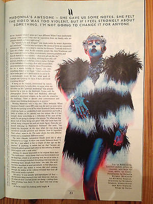 BROOKE CANDY PHOTO INTERVIEW UK STYLE MAGAZINE AUGUST 2014 LIBERTY ROSS