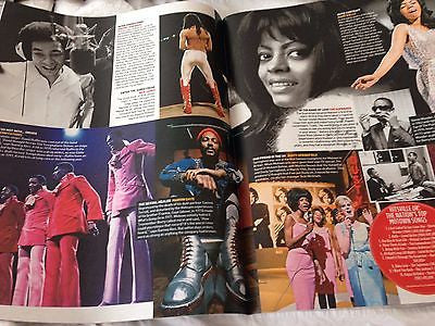 EVENT MAGAZINE FEBRUARY 2016 DIANA ROSS THE SUPREMES MICHAEL PRAED MARK STRONG