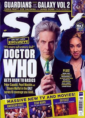 PETER CAPALDI - DOCTOR WHO UK SFX magazine June 2017