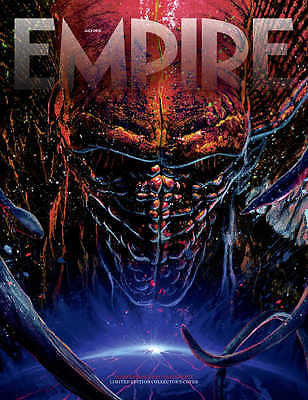 INDEPENDENCE DAY - RESURGENCE Empire UK Subscriber Cover magazine July 2016