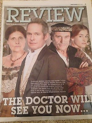 Doctor Thorne TOM HOLLANDER Ian McShane UK EXPRESS REVIEW MARCH 2016
