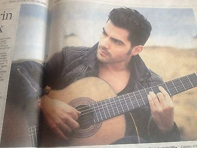 MILOS KARADAGLIC UK PHOTO INTERVIEW TIMES 2 NOVEMBER 2014