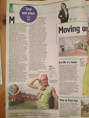 ERASURE Andy Bell Photo Interview September 2014