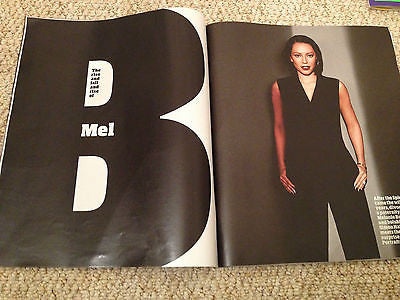Spice Girls MELANIE BROWN (Mel B) PHOTO INTERVIEW guardian 2014 JERRY LEE LEWIS
