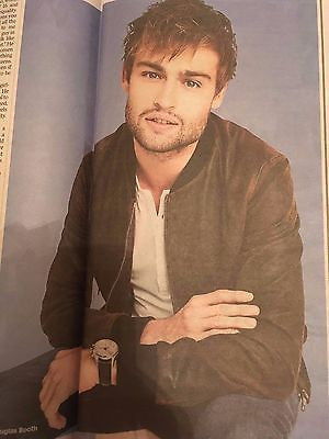 UK Times Weekend March 2017 Douglas Booth Photo Interview