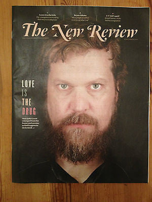 JOHN GRANT PHOTO COVER INTERVIEW MAGAZINE 2014 BRYAN ADAMS MIKE JOYCE SMITHS