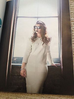 HOT! LORDE PHOTO INTERVIEW SUNDAY TIMES MAGAZINE MAY 2014 KATHLEEN TURNER