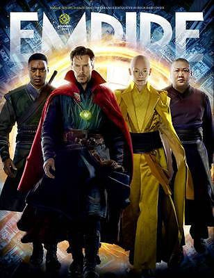 Empire Magazine 11/2016 Doctor Strange - Benedict Cumberbatch Subscribers Cover