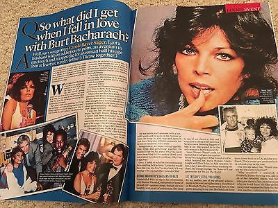 CAROLE BAYER SAGER PHOTO INTERVIEW UK  MAGAZINE OCT 2016 ELTON JOHN PHIL COLLINS