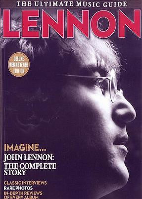 JOHN LENNON - BEATLES Uncut Ultimate Music Guide Collectors Edition UK MAGAZINE