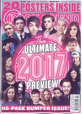 ROCK SOUND magazine - February 2017 Ultimate 2017 Preview PVRIS All Time Low