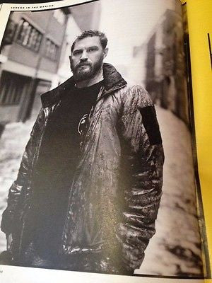 Legend TOM HARDY PHOTO INTERVIEW SHORTLIST MAGAZINE SEPTEMBER 2015 NEW
