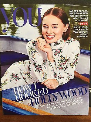 You magazine June 18th 2017 Laura Haddock Eivor Camilla Rutherford Michael Ball