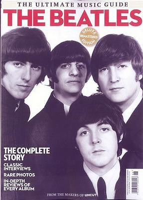 The Beatles Uncut Ultimate Music Guide Collectors Edition UK MAGAZINE NEW