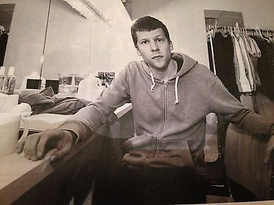 JESSE EISENBERG - JACK O'CONNELL Time Out London UK magazine May 2016