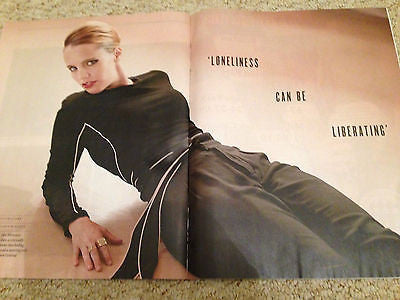 ANNA CALVI PHOTO INTERVIEW NEW REVIEW MAGAZINE AUGUST 2015 BRAND NEW