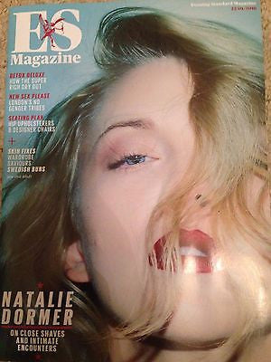 NATALIE DORMER Rupert Graves Luke Treadaway ES MAGAZINE January 2016 NEW