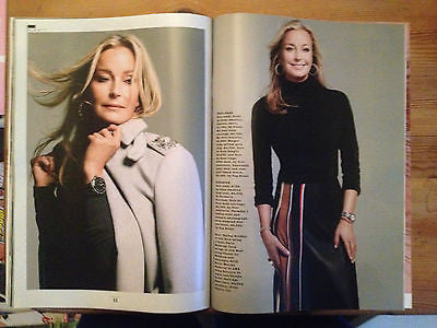 STYLE magazine December 1 2013 Bo Derek Benedict Cumberbatch Georgia May Jagger