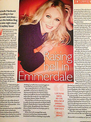 SATURDAY Magazine Emerald Fennell Michelle Hardwick John Carter Tom Hiddleston