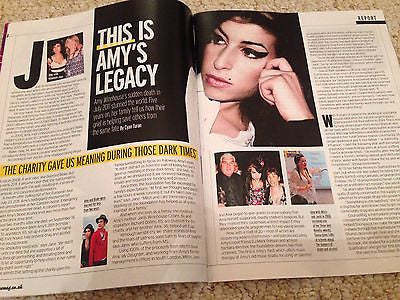 UK FABULOUS magazine - July 2016 AMY WINEHOUSE - THE LEGACY SPECIAL