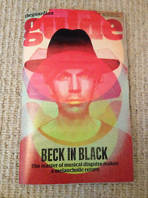NEW Guide Magazine - February 2014 - Beck Jamie Bell Tamla Karl Planningtorock