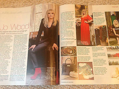 S Express Magazine 06/2016 JO WOOD ADAM HENSON MARTIN FRY ABC ASHLEY JENSEN
