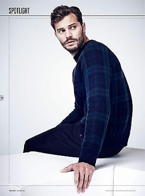 Total Film Magazine October 2016 Fifty Shades Jamie Dornan UK Photo Interview
