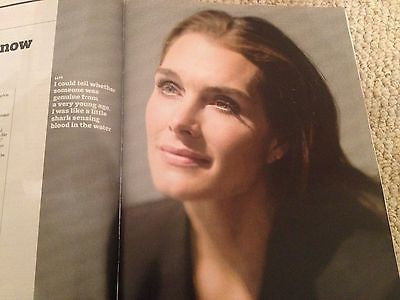 JACK O'CONNELL interview UBROKEN UK 1DAY ISSUE 2014 brooke shields YASMIN LE BON