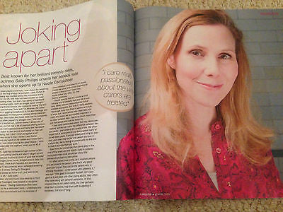 S Express Magazine April 2016 Sally Phillips Ella Eyre Lucy Worsley Fran Healy