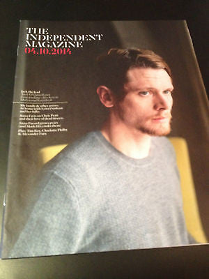 JACK O'CONNELL PHOTO COVER INTERVIEW INDEPENDENT MAGAZINE 2014 LENA DUNHAM