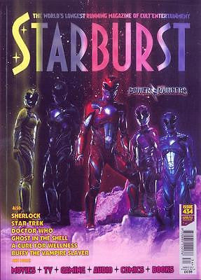 STARBURST magazine #434 March 2017 - Power Rangers Cover