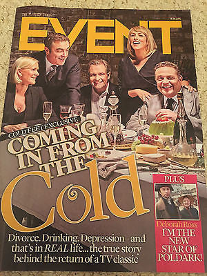 EVENT Magazine 8/2016 COLD FEET Aidan Turner ROBERT BATHURST Herminoe Norris