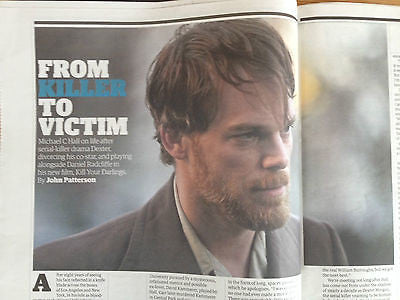 G2 Film & Music - December 2013 R Kelly Michael C Hall Mike Scott The Waterboys