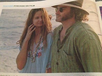 INHERENT VICE Joaquin Phoenix CAROLE KING Bjork INDEPENDENT RADAR MAGAZINE 2015