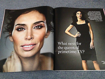 CHRISTINE BLEAKLEY PHOTO INTERVIEW TIMES MAGAZINE JANUARY 2015 DAVID CRONENBERG
