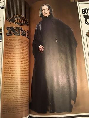 UK Movie Magazine December 2016 Harry Potter Alan Rickman Snape Photo Special