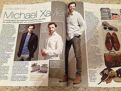 S Express Magazine March 2016 Michael Xavier Amber Revah Andy Bell (Erasure)