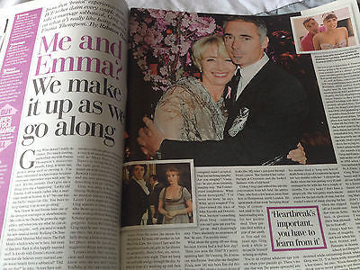 Emma Thompson GREG WISE PHOTO COVER INTERVIEW 2014 MICHAEL PARR JENNY SEAGROVE