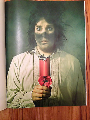 OBSERVER MAGAZINE NOVEMBER 2014 NOEL FIELDING MIGHTY BOOSH JENNY AGUTTER MEL C