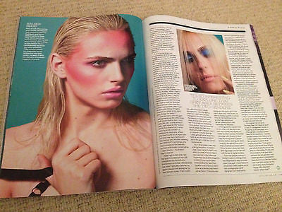 ANDREJ PEJIC PHOTO SHOOT SPECIAL UK FASHION Magazine FEB 2014