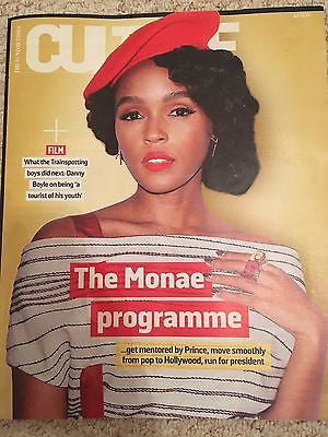 UK Culture Magazine January 2017 Janelle Monae Danny Boyle Natalie Portman
