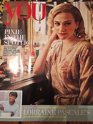 You Magazine March 2017 Pixie Lott Helen McCrory Anne-Marie Duff Preeya Kalidas