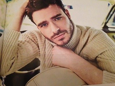 LADY CHATTERLEY Richard Madden UK Photo Interview 2015 Daryl Hannah Joe Suggs