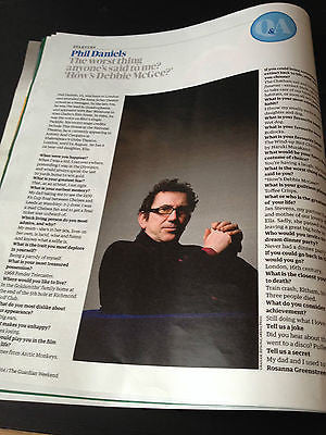 PHIL DANIELS NIGELLA LAWSON GIORGIO LOCATELLI MICHAEL ROUX JR uk magazine 2014