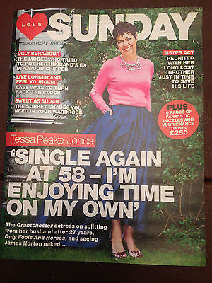 JAMES NORTON Tessa Peake-Jones PHOTO COVER INTERVIEW SUNDAY MAGAZINE APRIL 2016
