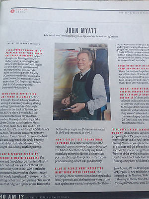 New Review Magazine - 3 August 2014 Carol Vorderman Amanda Prowse John Myatt