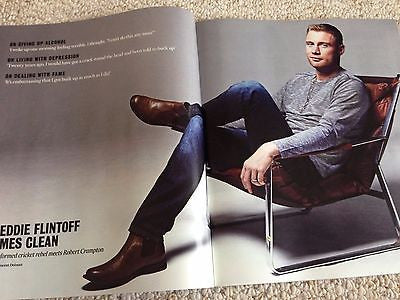 (UK) TIMES MAGAZINE OCTOBER 2015 ANNA CHANCELLOR FREDDIE FLINTOFF ERICA JONG
