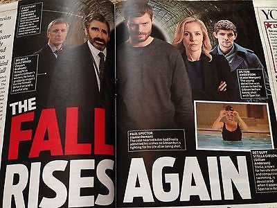 WEEKEND Magazine 09/16 Downton ROB JAMES COLLIER UK PHOTO INTERVIEW MILEY CYRUS